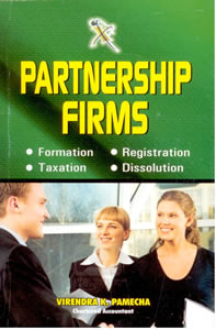 PARTNERSHIP Firm - Formation, Registration, Taxation, Dissolution