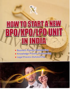 How to Start a New BPO/KPO/LPO Unit in India