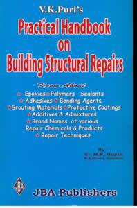 Practical Handbook on Building Structural Repairs