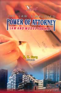 Power of Attorney (Law and Model Formats)
