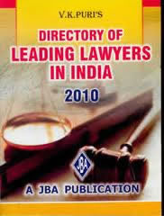 Directory of Leading LAWYERS in India