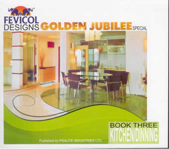 Fevicol Designs Golden Jubilee Special - Vol. 3 (Kitchen/Dinning ...