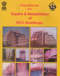 CPWD: Handbook on Repair & Rehabilitation of R.C.C. Buildings