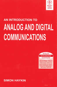 Jain book agency search page an introduction to analog and digital communications wse series fandeluxe Images