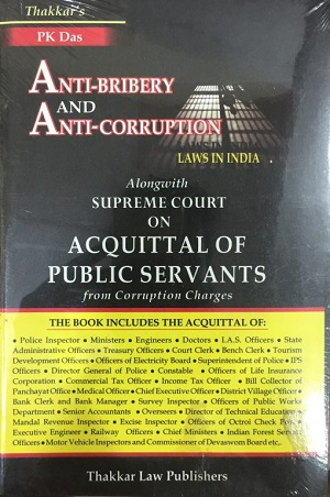 Anti-Bribery and Anti-Corruption Laws in India (with Supreme