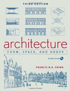 Architecture Form, Space & Order, With CD
