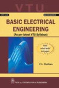 Basic Electrical Engineering Vtu Buy Online Now At Jain Book