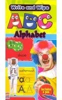 Write & Wipe ABC Alphabet