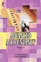 Advanced Accountancy Vol.2