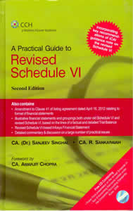 A Practical Guide To Revised Schedule VI