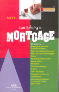 Law Relating to MORTGAGE (with Model Forms)