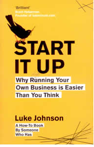 Start it up - Why Running Your Own Business is Easier Than You Think