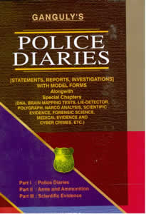 Police Diaries - Statements, Reports, Investigation with Model Forms