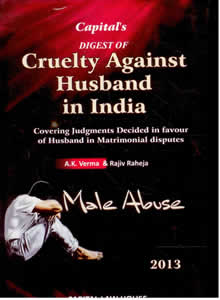 Digest of Cruelty Against Husband in India