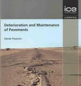 Deterioration and Maintenance of Pavements