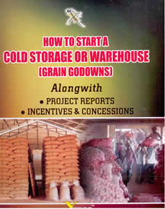 How to Start a Cold Storage or Warehouse (Grain Godowns)