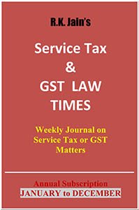 GST Law Times (weekly)