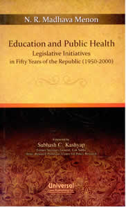 Education and Public Health - Legislative Initiatives in Fifty Years of the Republic (1950-2000)