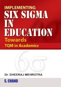 Implementing Six Sigma In Education Towards Tqm In Academics