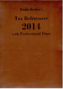 Tax Referencer 2014 with Professional Diary