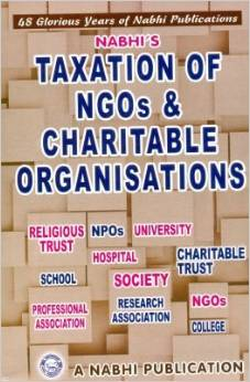 Taxation Of NGOs & Charitable Organisations