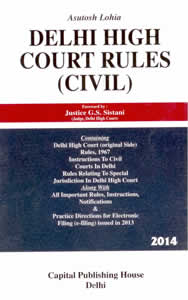 Delhi High Court Rules (Civil)