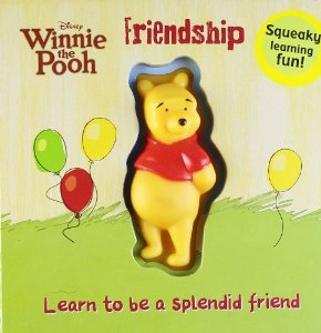 Disney Winnie the Pooh Friendship (Learn to be a splendid friend)