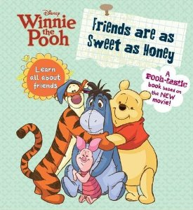 Disney Winnie the Pooh Friends are as Sweet as Honey