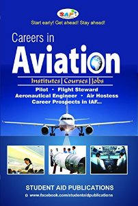 Careers in AVIATION - Institutes, Courses, Jobs