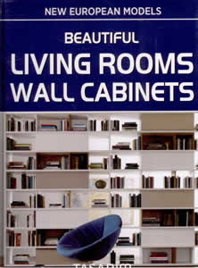 New European Models - Beautiful Living Rooms, Wall Cabinets