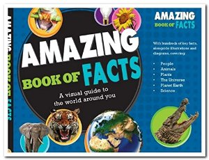 Amazing Book Of Facts, A visual guide to the world around you