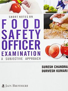 Short Notes on Food Safety Officer Examination
