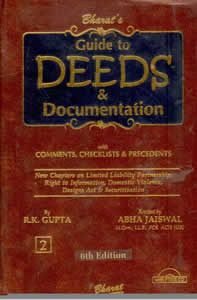 Guide to Deeds & Documentation (with Comments, Checklist & Precedents) (Book   CD) (in 2 Vols.)