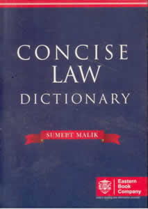 Concise Law Dictionary