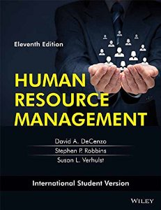 Human Resource Management, 11ed, ISV (WSE series)