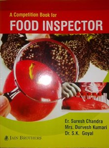 A Competition Book For Food Inspector