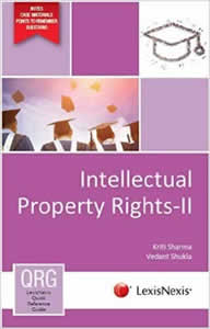 LexisNexis Quick Reference Guide - Intellectual Property Rights - II