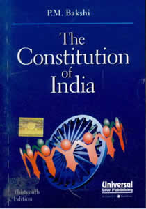 The Constitution of India