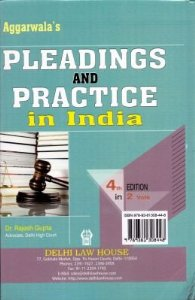 Pleadings & Precedents in India, (in 2 Vols.)