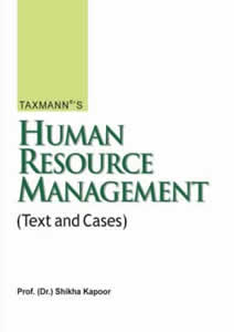 Human Resource Management (Text and Cases)