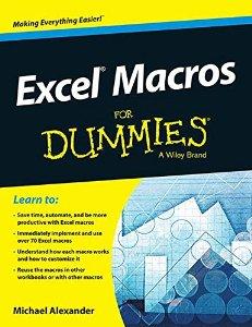 excel macros for dummies michael alexander pdf