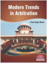 Modern Trends in Arbitration