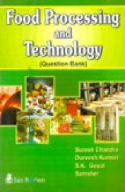 FOOD PROCESSING AND TECHNOLOGY (Q.B.)