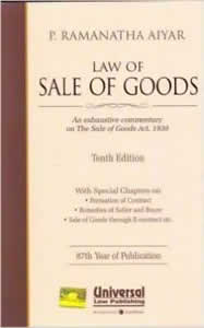 Law of Sale of Goods Act