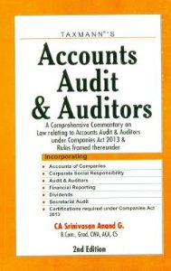 Accounts Audit & Auditors