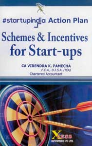 Start Up India Action Plan - Schemes & Incentives for Start-Ups