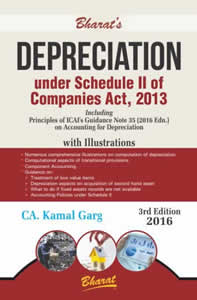 Guide to DEPRECIATION under Schedule II of Companies Act, 2013 (with Illustrations)
