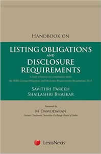 Handbook on Listing Obligations and Disclosure Requirements