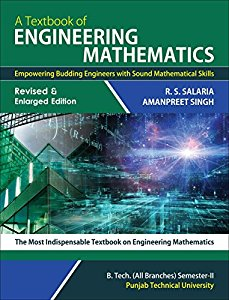 A Textbooks of Engineering Mathematics