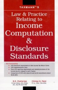 Law & Practice Relating to Income Computation & Disclosure Standards